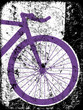 grunge bicycle background