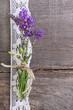 Lavendel ... romantische Dekoration