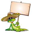 Lizard Sombrero Board