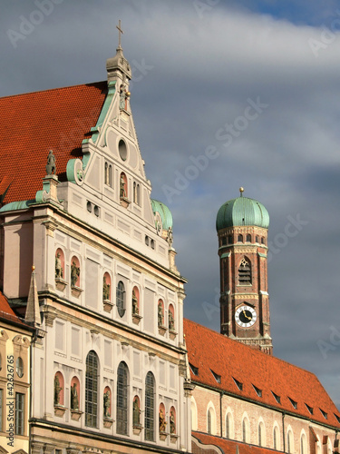 Michaelskirche and Frauenkirche