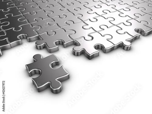 Puzzle - Metal © Ayzek