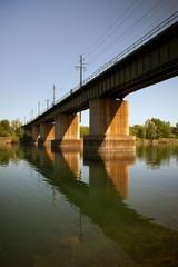 Schnellbahnbrücke