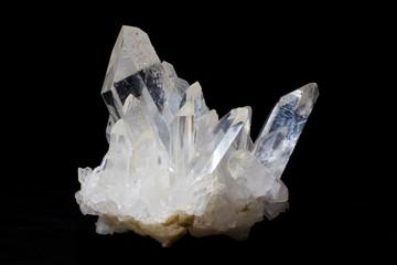 Bergkristall Bergkristallgruppe