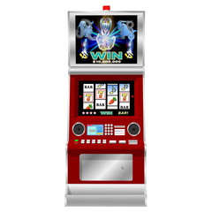 3D slot machine (digital)