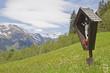 Wegkreuz in Südtirol