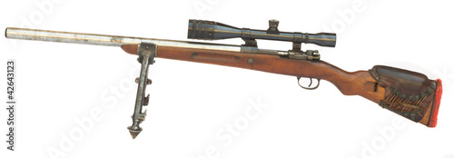 Old Sniper Rifle