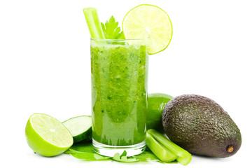 Grüner Gemüse Smoothie