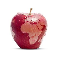 Fresh Global Red Apple