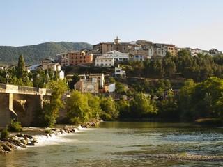 Cáseda y Río Aragón