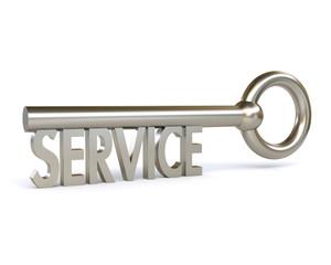 Service Key