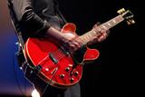 Fototapety Rock Musician