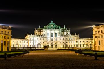 royal hunting residence - stupinigi - turin - italy
