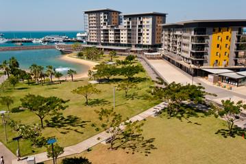Darwin City Waterfront development