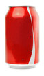 red Aluminum Can - 42662901