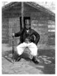 African Man - 19th century
