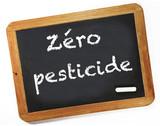 zéro pesticide poster