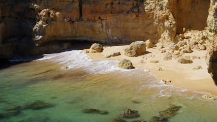 Algarve Strand vid 10 orig