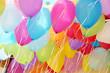 Luftballons, toy balloons - 42673938