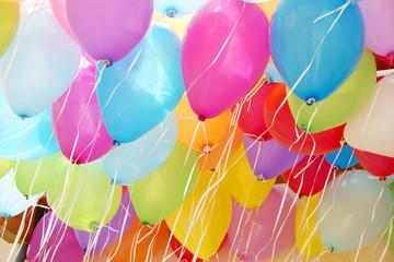 Luftballons, toy balloons