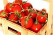 pomodori nella cassa