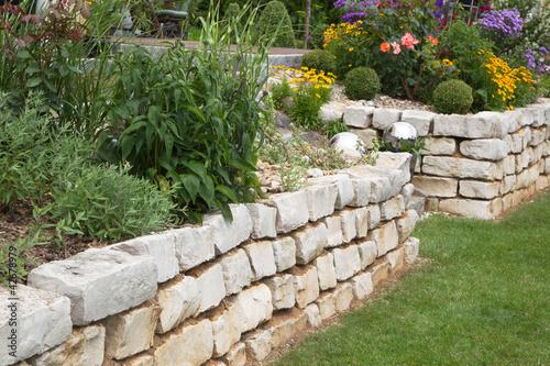 Natursteinmauer - 42678979