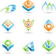 mystic pyramid like symbols