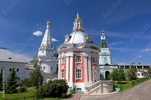Great monasteries of Russia. Sergiev Posad