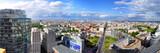 Fototapety Berlin von oben - Panoramafoto