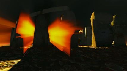Stonehenge- time lapse
