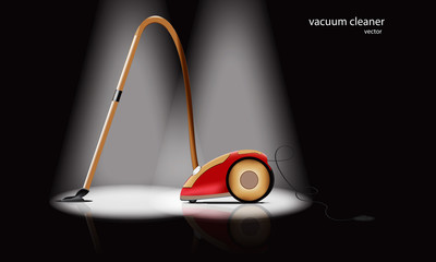 vacuum in the light