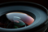 Fototapeta Camera lens