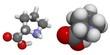 Proline (Pro, P) molecule