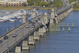 Traffic Out of Charleston, South Carolina