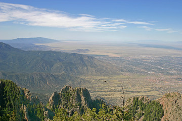 East of Albuquerque