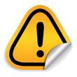 Vector attention sticker