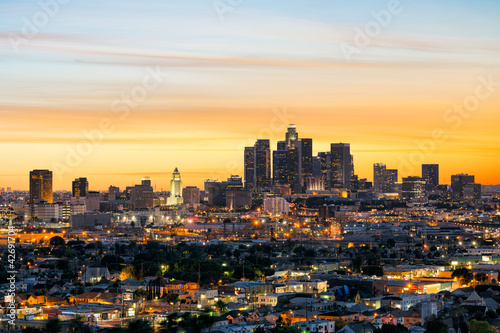 Fototapeta Los Angeles