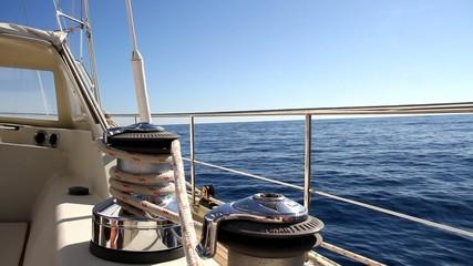 Navigazione tranquilla
