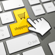 clavier shopping