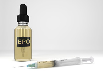 EPO - Seringue Dopage