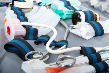 Notfallrucksack Intubationstubus