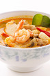 Tom yum suppe