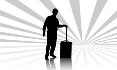 seyahat bavul erkek