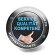 button Servicegarantie