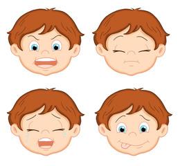 espressioni del viso 2