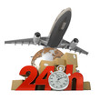 24 Hrs logistics