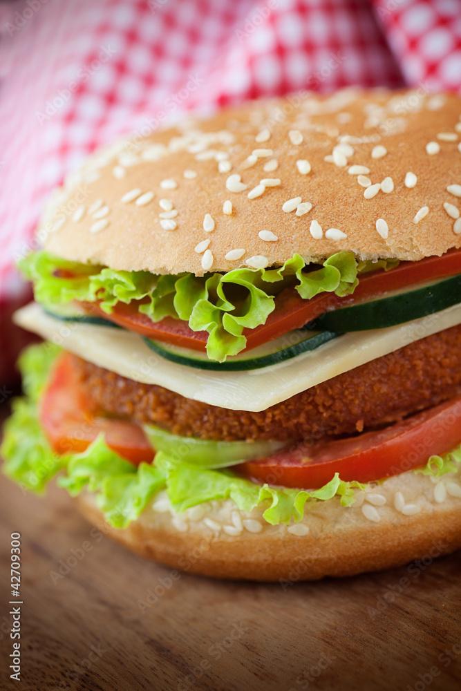 tło bbq wołowiny - powiększenie