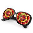 occhiali frutta