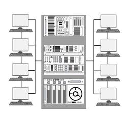 Sistema client server - condivisione