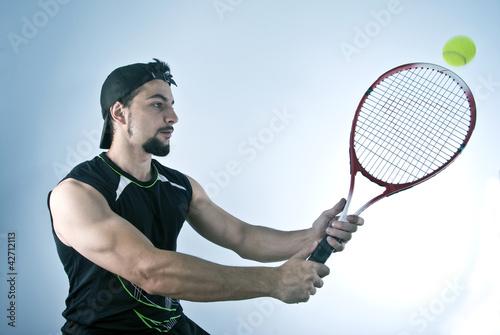 El tenista