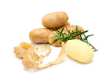 Kartoffeln mit Rosmarin